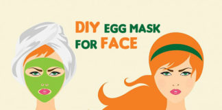 DIY Egg Mask For Face