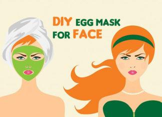 DIY Egg Mask For Face