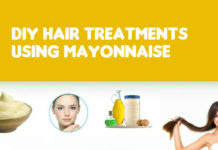 Mayonnaise for Hair Treatment