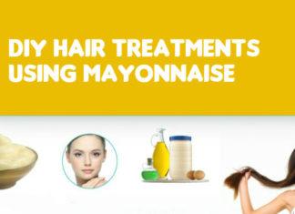 Mayonnaise for Hair Treatment