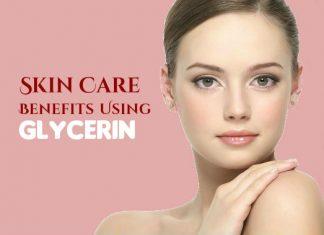 Skin Benefits using Glycerin