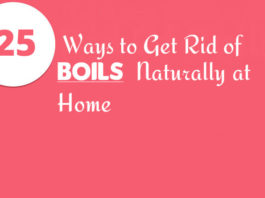 25 Ways to Get Rid of Boils at Home Naturally