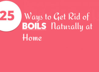 best Ways to Get Rid of Boils at Home Naturally