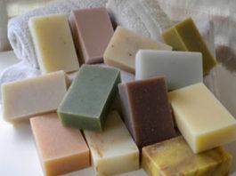 How to make a homemade soap