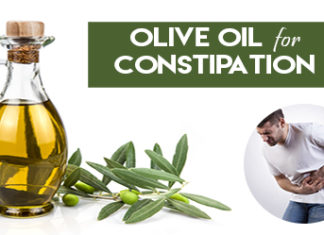 olive oil for constipation treatment