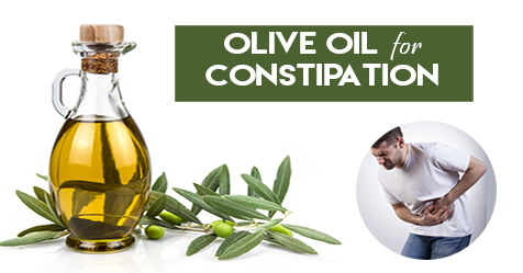 Excellent Ways to use Olive Oil for Constipation