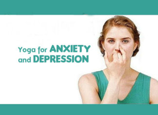 Yoga for Anxiety and Depression