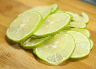 Lemon Face Mask for Skin