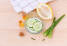 DIY Cucumber Face Mask and Its Uses