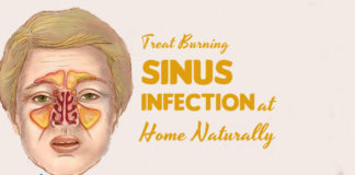 Treat Burning Sinus Infection at Home Naturally