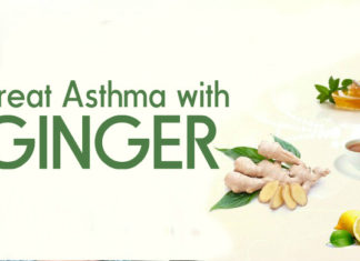 How to Treat Asthma with Ginger