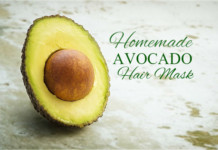 Avocado Hair Mask Recipes