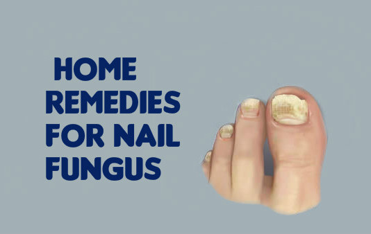how to get rid of nail fungus home remedies