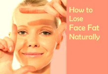 home remedies and exercises to get rid of face fat