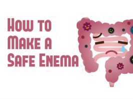 home remedies to make a safe enema at home naturally
