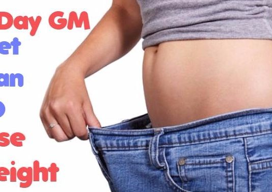 The 7-Day GM Diet Plan that works