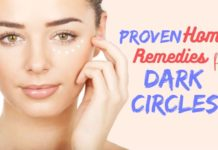 home remedies dark circle under eyes