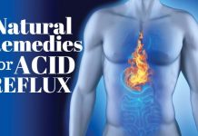 Home Remedies for acid reflux (heartburn)