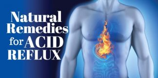 Home Remedies for acid reflux (heartburn)