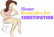 how to get rid of constipation using home remedies