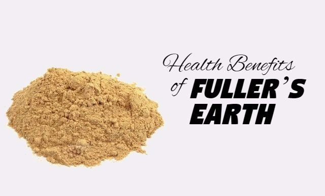 Health Benefits of Fuller's Earth (multani mitti)