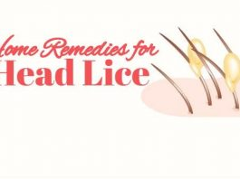 how to get rid of head lice using home remedies