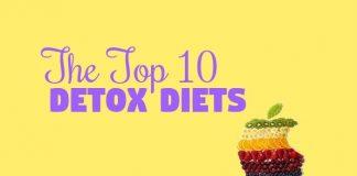 top 10 detox deits