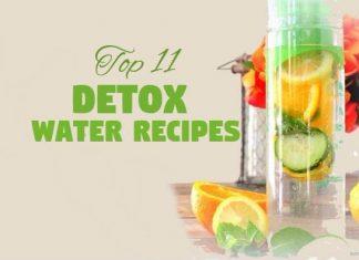 detox water recipes