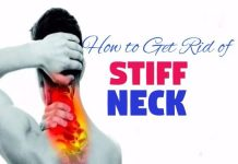 home remedies to get rid of stiff neck