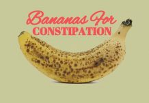 Use Bananas For Constipation Treatment