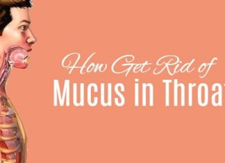 home remedies to Get Rid of Mucus in Throat