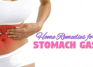 how to get rid of stomach gas using home remedies