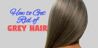home remedies to Get Rid of Grey Hair
