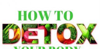 detox your body now