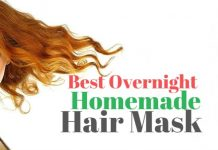 Best Overnight Homemade Hair Mask that works wonder to your skin