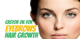 Top Homemade Solutions Using Castor Oil for Eyebrows Hair Growth