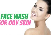Face Wash for Oily Skin with naturall Treatment