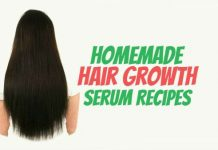 Homemade Remedies for Hair Growth Serum Recipes