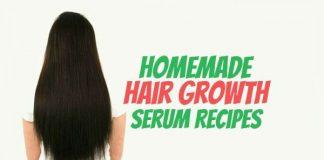 Homemade Remedies for Hair Growth Serum Recipes