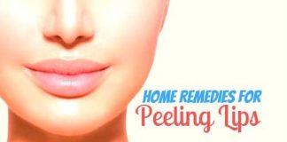 Home Remedies to Treat Peeling Lips
