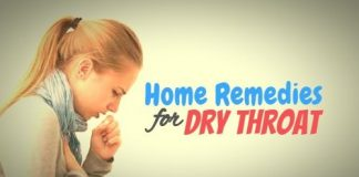 Get Away with Awful Dry Throat