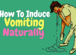 How To Induce Vomiting Naturally