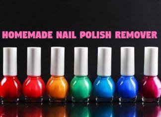 Homemade Nail Polish Remove