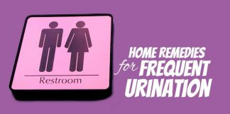 Frequent Urination Using Home Remedies